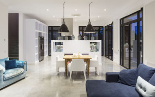 A House | Detached houses | 08023 Architects