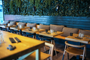 SÄM Asian Bar & Kitchen | Restaurant interiors | Visionary Design Partners Helsinki