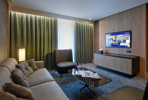 Hilton London Bankside | Manufacturer references | LEMA reference projects