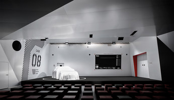 Audi Central Launch Training (CLT) | Office facilities | Designliga