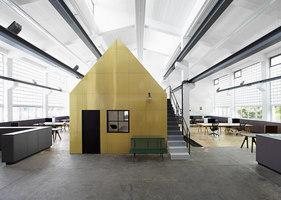 Halle A | Office facilities | Designliga