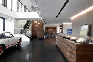 Porsche auf Sylt | Shop interiors | Designliga