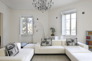 Soft house | Living space | Filippo Bombace