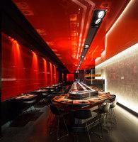 Zen Sushi Restaurant | Diseño de restaurantes | Carlo Berarducci Architecture