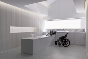 Esther Koplowitz Foundation for patients with cerebral palsy | Écoles | Hans Abaton