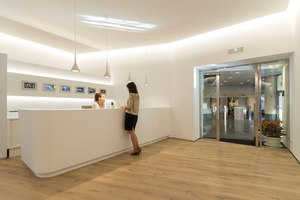 Knight Frank Spain VIP area | Office facilities | Hans Abaton