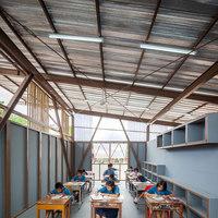 Baan Nong Bua School | Schools | JUNSEKINO Architect + Design