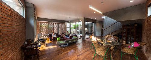 Ngamwongwan House | Detached houses | JUNSEKINO Architect + Design