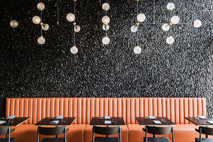 CAMPO Modern Grill | Restaurant interiors | Buck.Studio