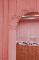 Nanan | Cafeterías - Interiores | Buck Studio
