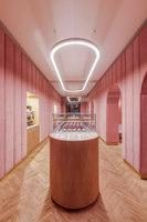 Nanan | Café interiors | Buck Studio