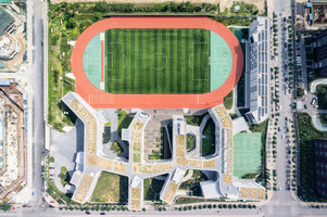 Garden School / Beijing No.4 High School Fangshan Campus | Schools | OPEN Architecture