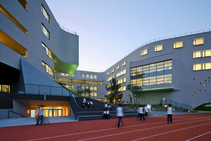 Garden School / Beijing No.4 High School Fangshan Campus | Écoles | OPEN Architecture