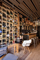 Cat and Mouse | Bar interiors | studio 8 ½