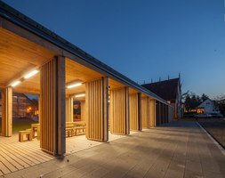 Visegrad Town Center | Church architecture / community centres | a+ architecture