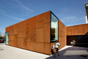 City Library Bruges | Universidades | Studio Farris Architects