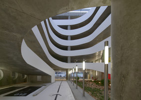 Parking Building in Grenoble | Infrastructure buildings | GaP Architectes