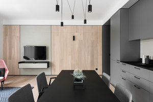 Apartment in Kraziu Street | Living space | Normundas Vilkas