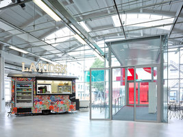 Brightlands Chemelot Campus, Building24 | Manufacturer references | DUM
