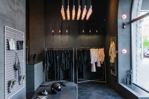 PODOLYAN Store Project | Shop interiors | FILD Design Thinking Company
