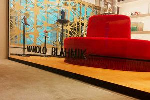 Manolo BlahnikBarcelona | Negozi - Interni | In Out Studio