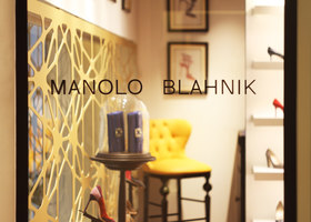 Manolo Blahnik Barcelona | Shop interiors | In Out Studio