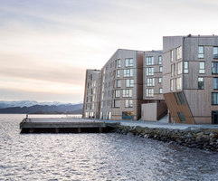 The Waterfront | Apartment blocks | AART architects