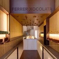 Ferrer Xocolata | Negozi | arnau estudi d'arquitectura