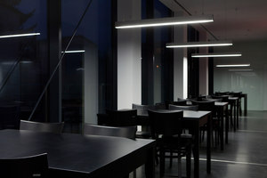 Modular Cafeteria | Restaurants | Chybik + Kristof Architects & Urban Designers
