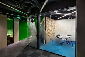 Office K2 | Oficinas | Design studio Baraban+