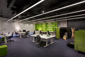 Office K2 | Office facilities | Design studio Baraban+