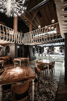 The Smart Pub | Restaurant interiors | Yellow office