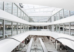 Shopping Arena Salzburg | Centros comerciales | LOVE architecture and urbanism
