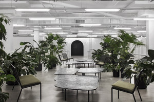 SSENSE | Office facilities | Atelier Barda