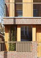 Haringey Brick House | Adosados | Satish Jassal Architects