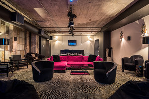 Hogg Palace | Office facilities | gindesignsgroup