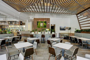 Ruggles Green | Restaurant interiors | gindesignsgroup