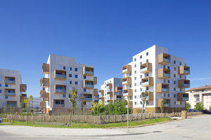Square Maimat | Apartment blocks | PPA architectures