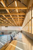 Sports Center in Neudorf | Palestre | AZC