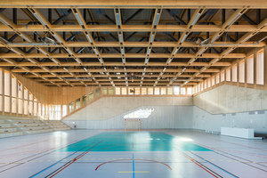 Sports Center in Neudorf | Sports halls | AZC