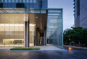 AIA Sathorn tower | Edifici per uffici | Steven J. Leach Architects