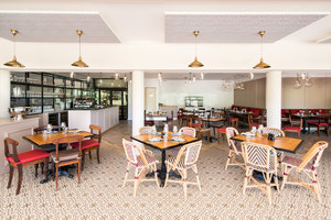 Glenelly Estate | Restaurant interiors | Inhouse