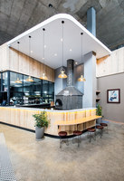 Piza e Vino | Restaurant-Interieurs | Inhouse Brand Architects