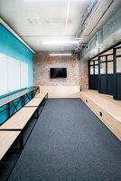 Saatchi & Saatchi's Cape Town base | Bureaux | Inhouse Brand Architects