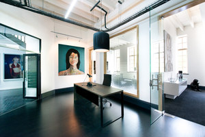 Urban Lime Office | Bureaux | Inhouse Brand Architects