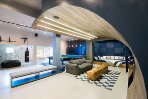 Urban Man Cave | Living space | Inhouse