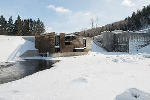 Val-Jalbert Belvedere | Costruzioni infrastrutturali | Atelier Pierre Thibault