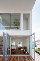 Little House with a Big Terrace | Einfamilienhäuser | Takuro Yamamoto Architects