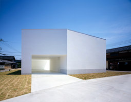 White Cave House | Detached houses | Takuro Yamamoto Architects