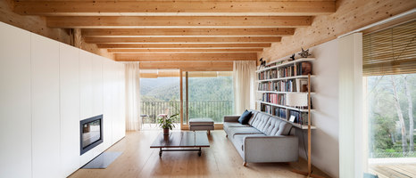 House LLP | Detached houses | Alventosa Morell Arquitectes